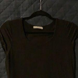 Loveappella Dresses - Black maternity dress